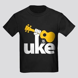 Uke Fist Kids Dark T-Shirt